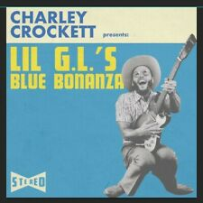Charley Crockett - Lil G.l.'s Blue Bonanza [New Vinyl LP]