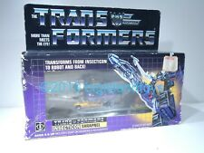 Transformers G1 Generation 1 Hasbro Shrapnel Insecticon Factory Sealed both side