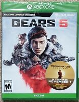 Gears 5 Xbox One New!