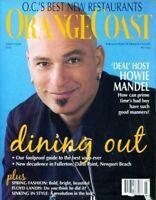 Orange Coast County Magazine 2008 March - Howie Mandel