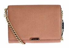 NEW $1100 DOLCE & GABBANA Bag Beige Leather Shoulder Floral Evening Clutch Purse