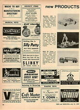 1966 ADVERT Toy Mercedes 230 Matchbox Tootsietoy Mobile Oil Tanker