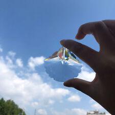 5x callop Chandelier Glass Crystal Lamp Prism Hanging Drop Pendant Suncatcher