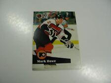 Mark Howe 1991 NHL Pro Set (French) card #182