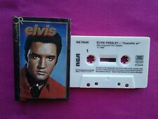 Rare K 7 / Cassette / Elvis Presley – Cassette Or