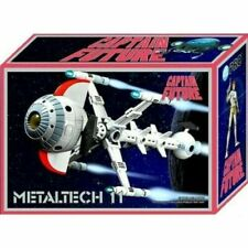 HL Pro Captain Future Comet Metaltech MT11 Die Cast Capitaine Flam Diecast Lab