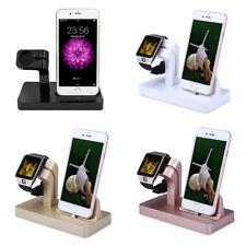 Support Dock Bureau Station D'Accueil Pour Montre Apple Watch Et Iphone