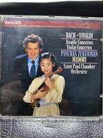 Violinkonz.Bwv 1042-43/2 Konz. by Zukerman,M.+Pinc... | CD | condition very good