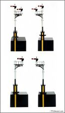 More details for dapol 4l-001-0xx junction and bracket signal gwr, 4 variants - oo gauge