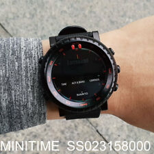 Suunto Core Black Red SS023158000 Outdoor Watch Altimeter Barometer Compass