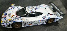 Maisto 1/18 Scale Diecast Porsche 911 Gt1 Le Mans 1998 # 25