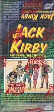 Jack Kirby Unpublished Archives Trading Cards Factory Sealed Box of 48 Packs