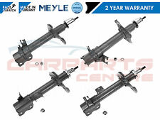 FOR NISSAN X TRAIL T30 2001-2007 MEYLE GERMANY FRONT REAR NEW SHOCK ABSORBER SET