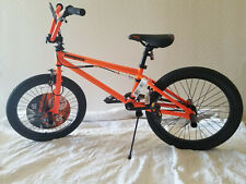 "R2396Wm 20"" Mongoose Mode 180 Boys' Bmx Bike, Steve McCann Orange, 2012 New-Rare"