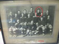 1913 Westerns Director John Ford Original HS Football Team Photo~as John Feeney