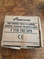 Worcester digital twin channel sbi timer 77161920290 New