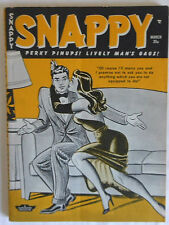 Vintage March issue of SNAPPY magazine ~ Bill Ward