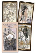 Casanova Tarot Deck Lo Scarabeo New Sealed