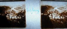 Stéréoscopique photographie Autriche Salzbourg vue générale circa 1904 Salzburg