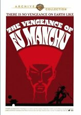 Vengeance Of Fu Manchu (DVD) 1967 Christopher Lee *New & Sealed* Region 4
