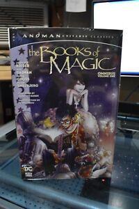The Books of Magic Omnibus Volume 1 DC Black Label Sandman Universe NEW RARE
