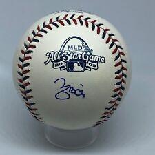 Yadier Molina signed Rawlings 2009 All Star baseball JSA Cardinals HOF A566