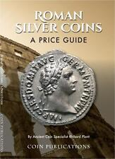 Roman Silver Coins Price Guide Book 2018 Coin Publications 4th Edition