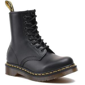 New Dr Martens 8-Eye Classic Airwair 1460 Leather Ankle Boots Unisex