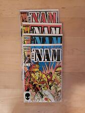 The 'Nam * Marvel Comics * Lot of 9 *
