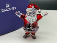 Swarovski Figur 5291584 Weihnachtsmann Santa Claus 7,1 cm. Neuware