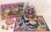 Disney Princess Pop-Up Magic Castle Game Board Game 2013 Hasbro CompleteContents