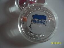 Hertha BSC 50 Jahre 1.Bundesliga 1963 - 2013 Medaille Münze 1 Unze  40 mm