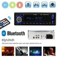 Auto Stereo Audio Player Autoradio In Dash AUX-IN Controllo Remoto MP3/USB/SD/FM