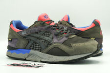ASICS GEL-LYTE V USED SIZE 9.5 PACKER SHOES GORE-TEX CHARCOALH44FK 9191