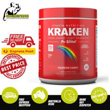 Sparta Nutrition Kraken RAINBOW CANDY Flavour Pre Workout 40 serves preworkout