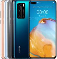 """Huawei P40 128GB 8GB RAM ANA-NX9 Dual Sim (FACTORY UNLOCKED) 6.1"""" 50MP"""