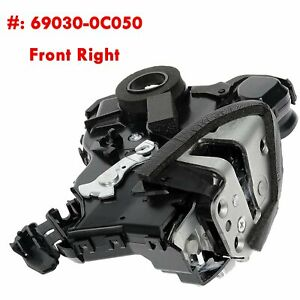 Front Passenger Right Door Lock Actuator Motor 69030-0C050 For Toyota 4Runner