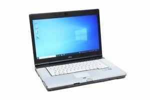 "Fujitsu Lifebook E780 / 15,6""(39,6cm) i5-M460 2x 2,53GHz 4GB 320GB Laptop *1626*"