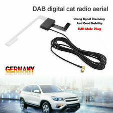 ? DAB Antenne DAB+ Aktiv für Autoradio Kenwood Sony Grundig Pioneer JVC Auto Kfz