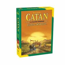 Catan Studio: Catan Cities & Knights 5-6 Player Extension 5th Edition (New)