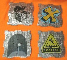 Jazwares Fortnite 16 Piece Building Materials set Spray for action figures