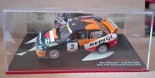 "DIE CAST "" SEAT CORDOBA WRC RALLY RAC NAVARRE DE TIERRA - 2001 "" SCALE 1/43"