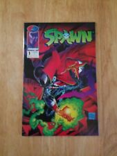 Image Comics 1992 SPAWN Issue #1 First Print Todd McFarlane NM