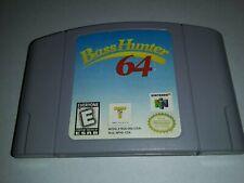 Bass Hunter 64 for N64