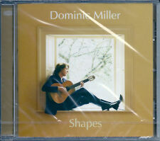Dominic Miller. Shapes (2003) CD NUOVO Sting. Placido Domingo Chris Botti Enigma