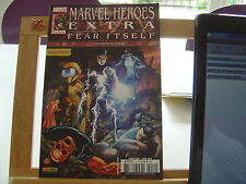 MARVEL HEROES EXTRA N°10 TBE MAUVAISE GRAINE