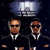 MEN IN BLACK Original Movie Soundtrack (1997 / CD) The Album - Will Smith