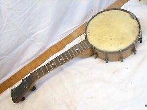 Slingerland MayBell Banjo Ukulele Musical Instrument Banjolele Uke May Bell