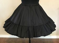 "Square Dance Skirt   Waist: 28""-42""  Length: 19""  Flirty Skirts by Rita"