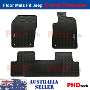 Premium Quality All Weather Rubber Car Floor Mats JEEP GRAND CHEROKEE 2011-2021